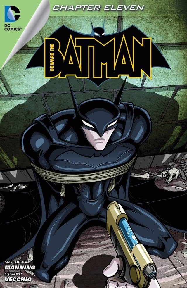 Beware the Batman (2013-2014) #11