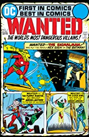 Wanted: The World's Most Dangerous Villains (1972-1973) #1