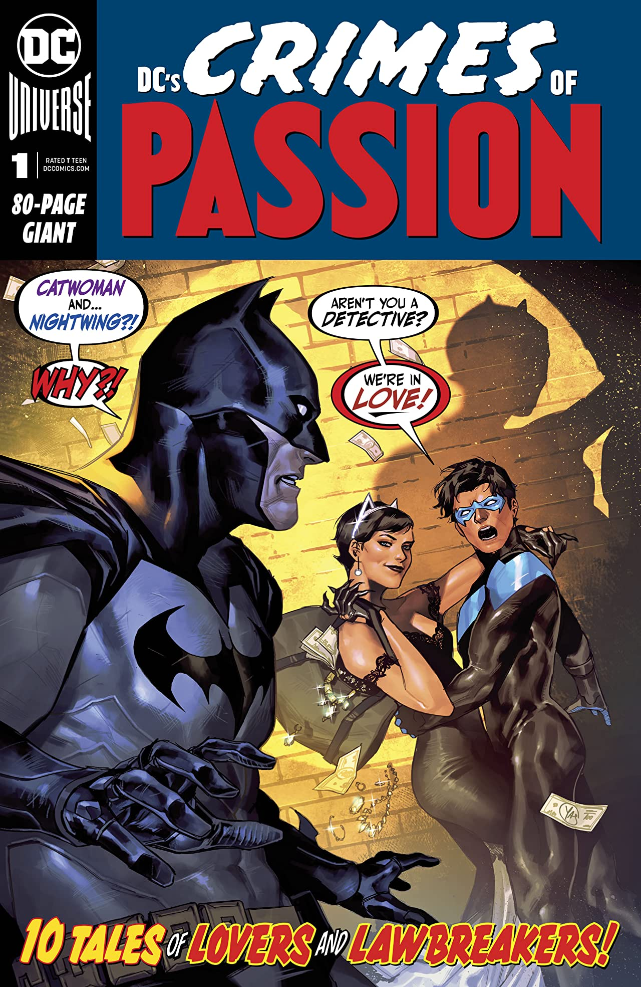 DC's Crimes of Passion (2020-) #1