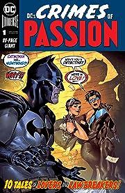 DC's Crimes of Passion (2020-) #1