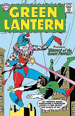 Green Lantern (1960-1986) #1: Facsimile Edition (2020)