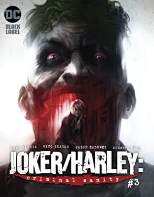 Joker/Harley: Criminal Sanity (2019-) No.3