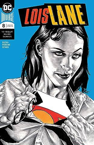 Lois Lane (2019-) No.8