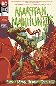 Martian Manhunter (2018-) #12