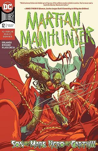 Martian Manhunter (2018-) #12