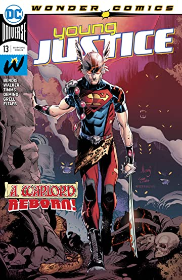 Young Justice (2019-) #13