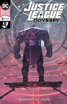Justice League Odyssey (2018-) No.18