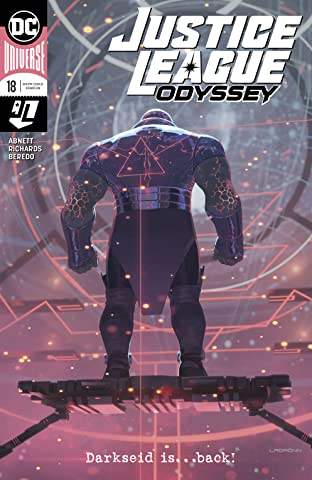 Justice League Odyssey (2018-) No.18