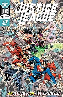 Justice League (2018-) #40