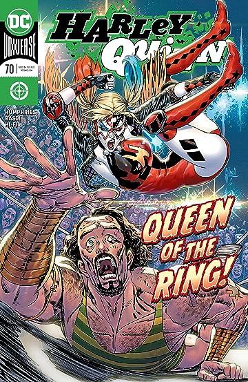 Harley Quinn (2016-) #70
