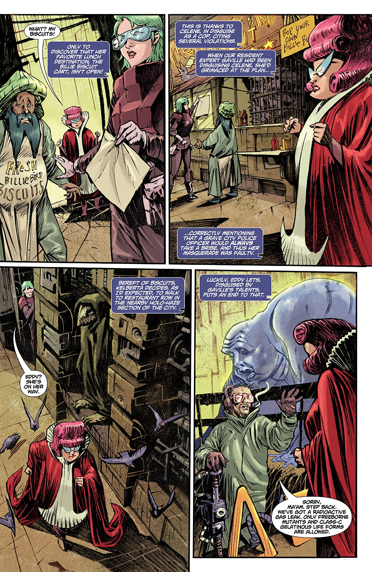 Heist: Or How to Steal A Planet #5
