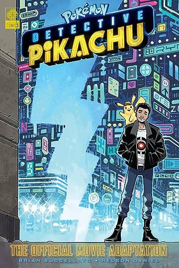 Pokémon: Detective Pikachu – The Official Movie Adaptation