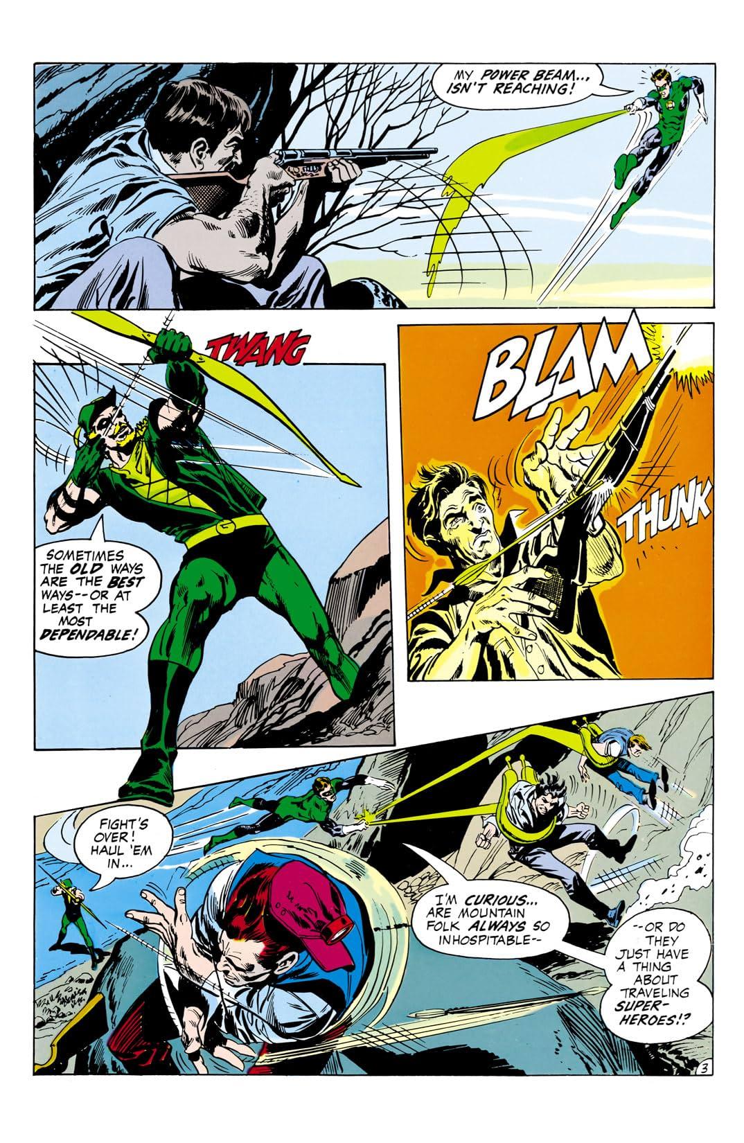 Green Lantern (1960-1986) #77