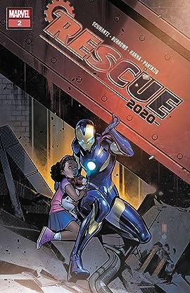 2020 Rescue #2 (of 2)
