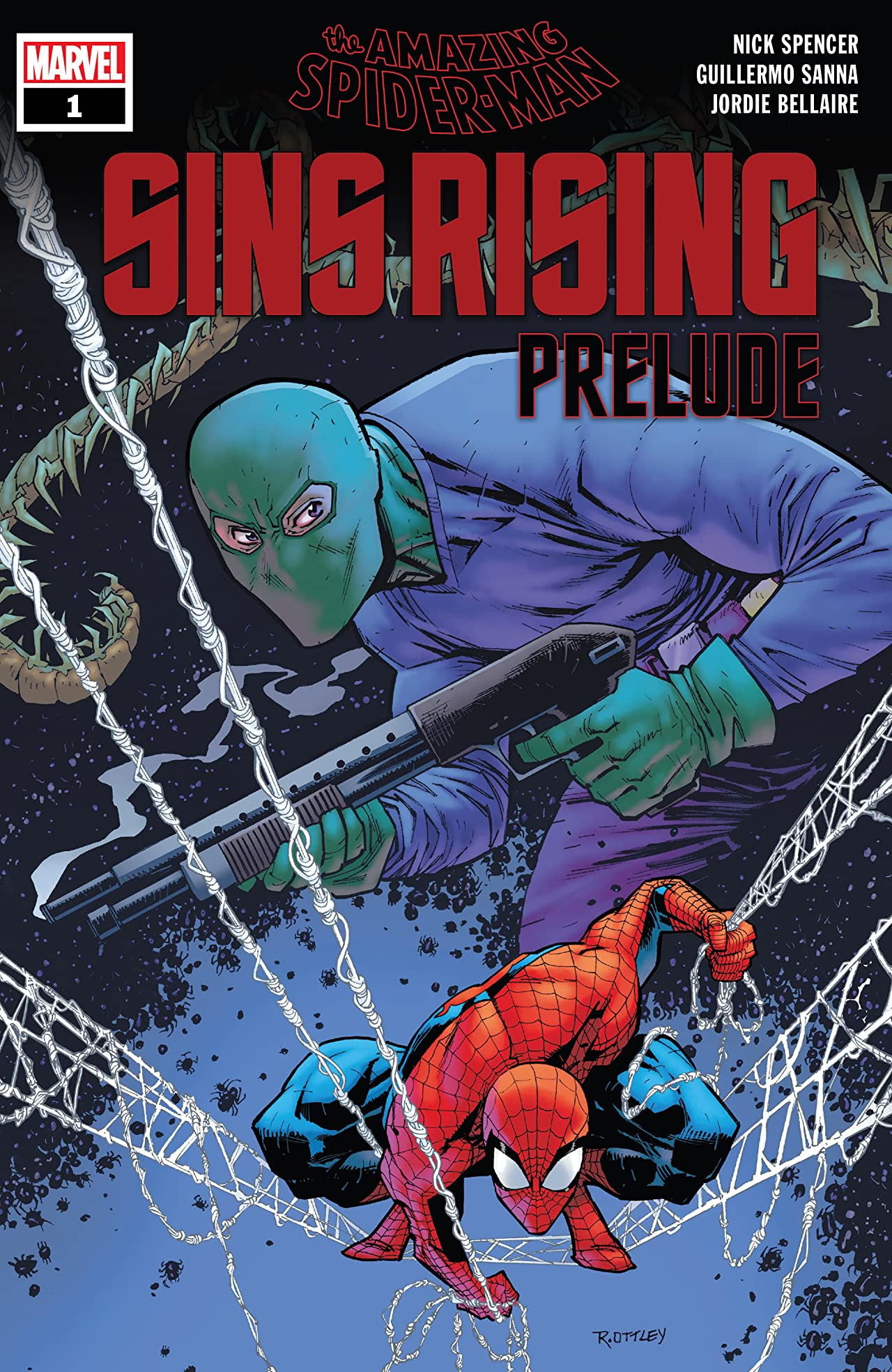 Amazing Spider-Man: Sins Rising Prelude (2020) No.1