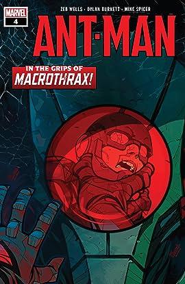 Ant-Man (2020) #4 (of 5)