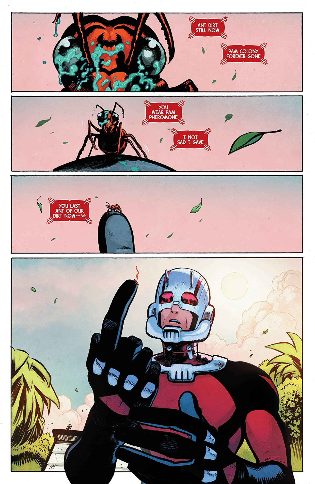 Ant-Man (2020) #4 (of 5)