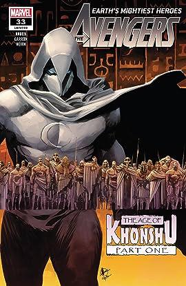 Avengers (2018-) #33 - Marvel Comics