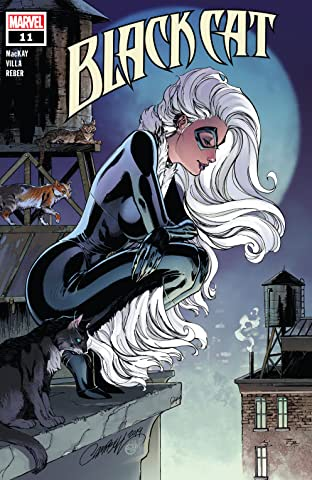 Black Cat (2019-) No.11