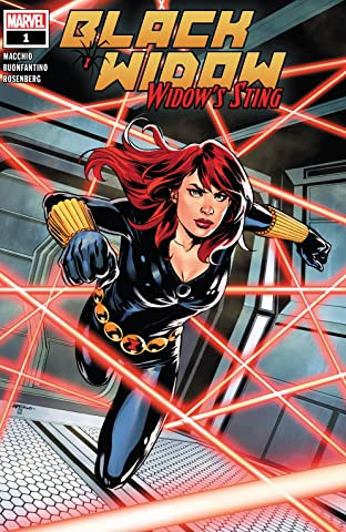 Black Widow: Widow's Sting (2020) #1