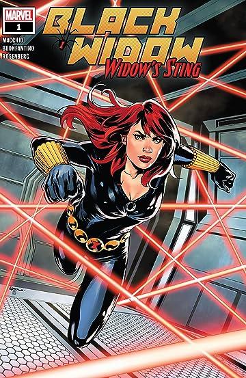 Black Widow: Widow's Sting (2020) #1