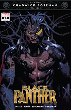Black Panther (2018-) No.23