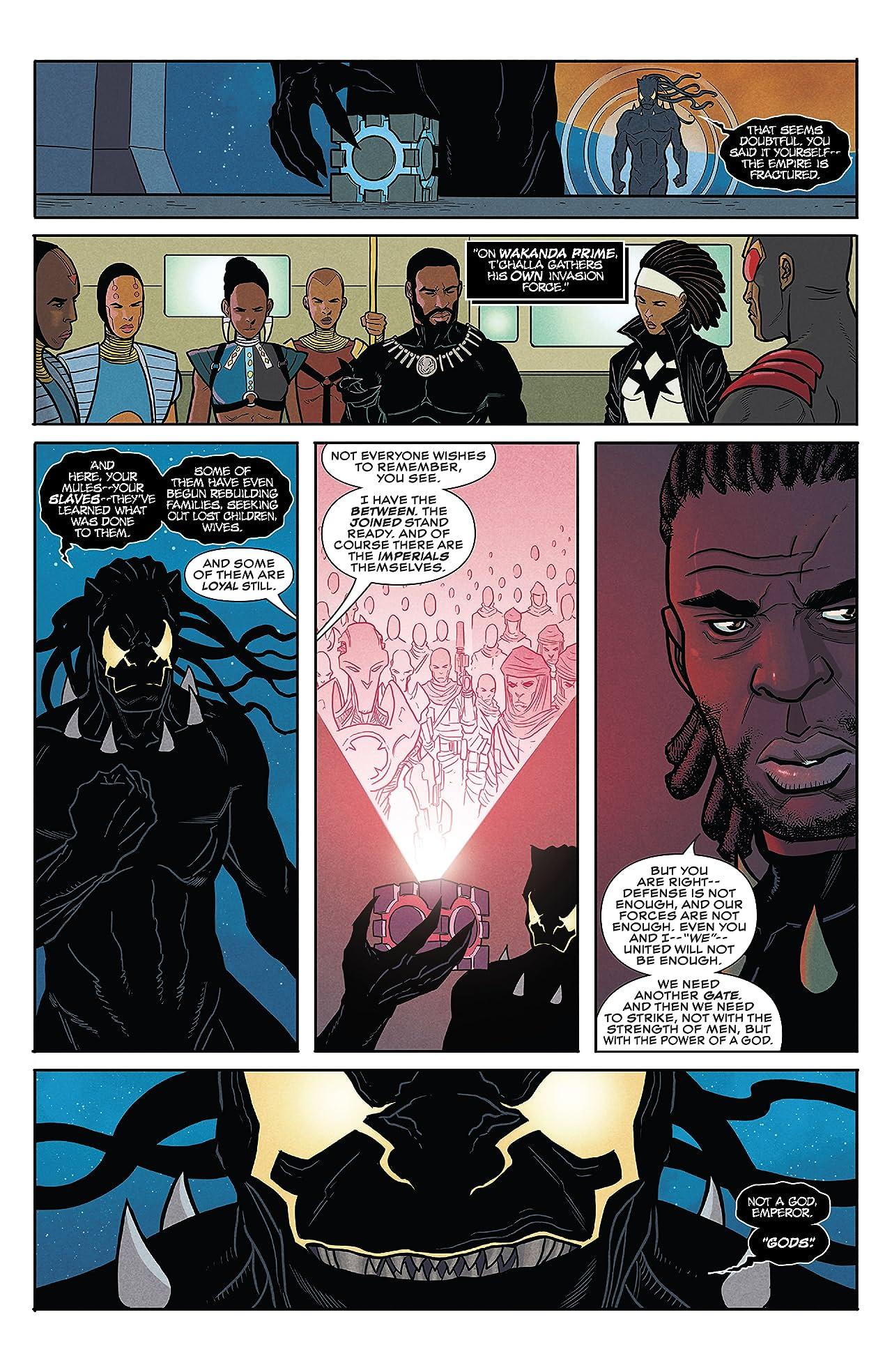 Black Panther (2018-) #23