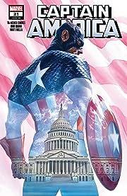 Captain America (2018-) #21