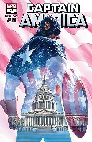 Captain America (2018-) No.21