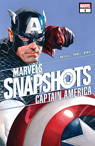 Captain America: Marvels Snapshot (2020) #1