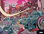 Captain America: Marvels Snapshot (2020) #1