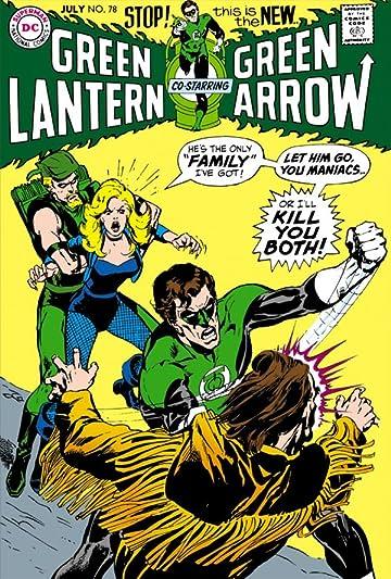 Green Lantern (1960-1986) #78