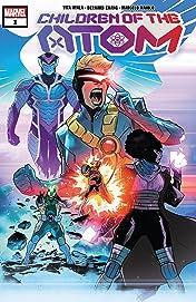 Children Of The Atom (2021-) #1