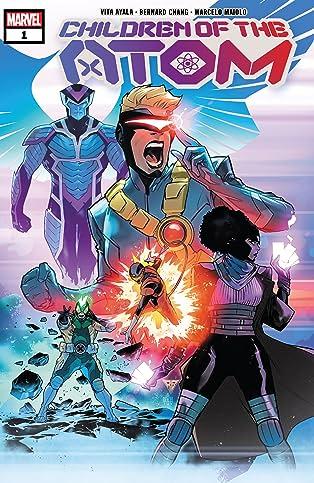 Children Of The Atom (2020-) #1