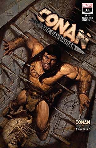 Conan The Barbarian (2019-) #15