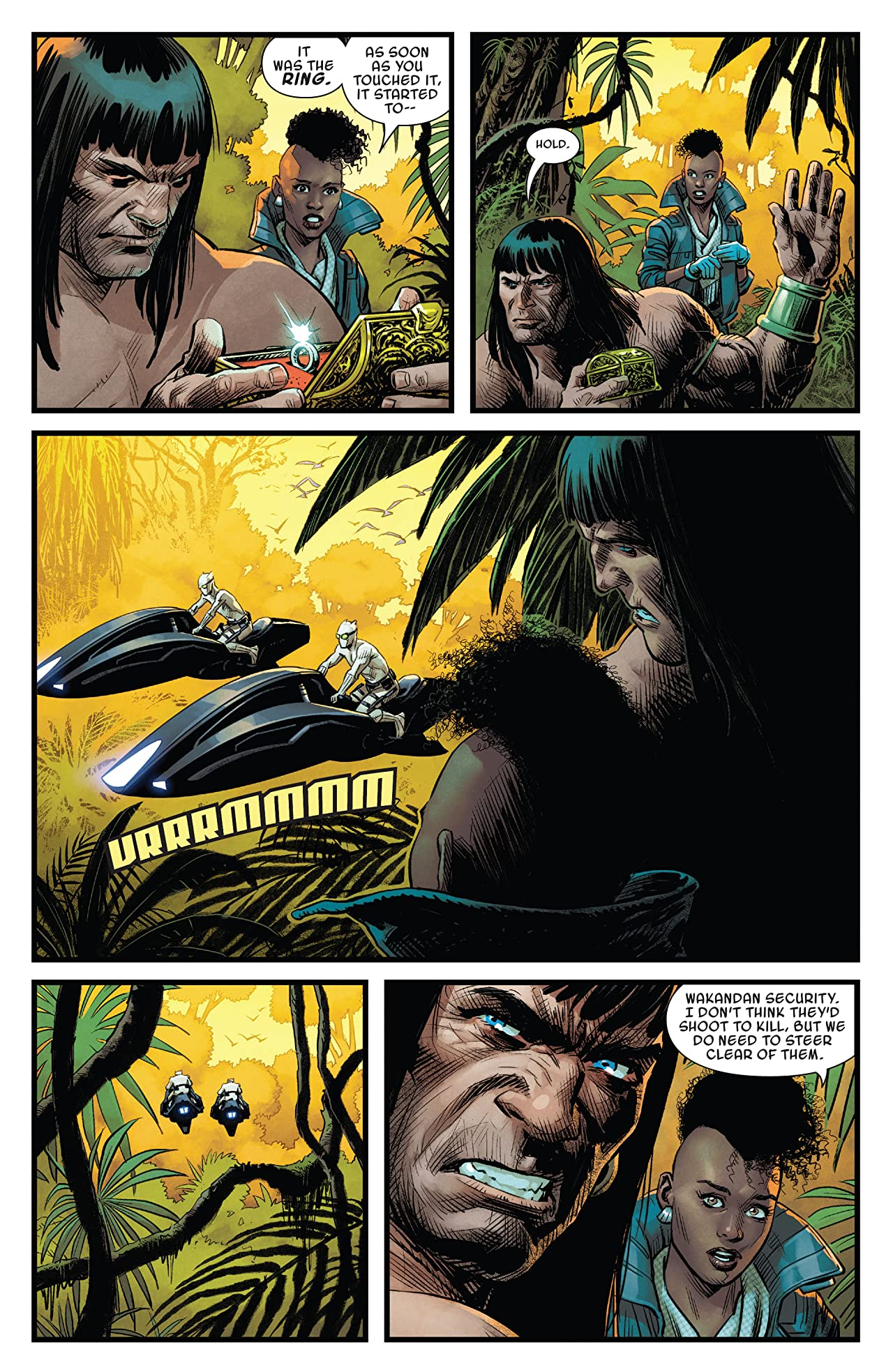 Conan: Battle For The Serpent Crown (2020) #3 (of 5)