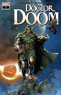 Doctor Doom (2019-) No.7