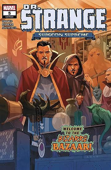 Dr. Strange (2019-) #5