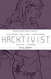Hacktivist #3