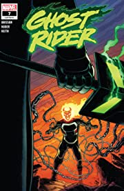 Ghost Rider (2019-) No.7