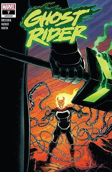 Ghost Rider (2019-) #7