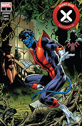 Giant-Size X-Men: Nightcrawler (2020) #1