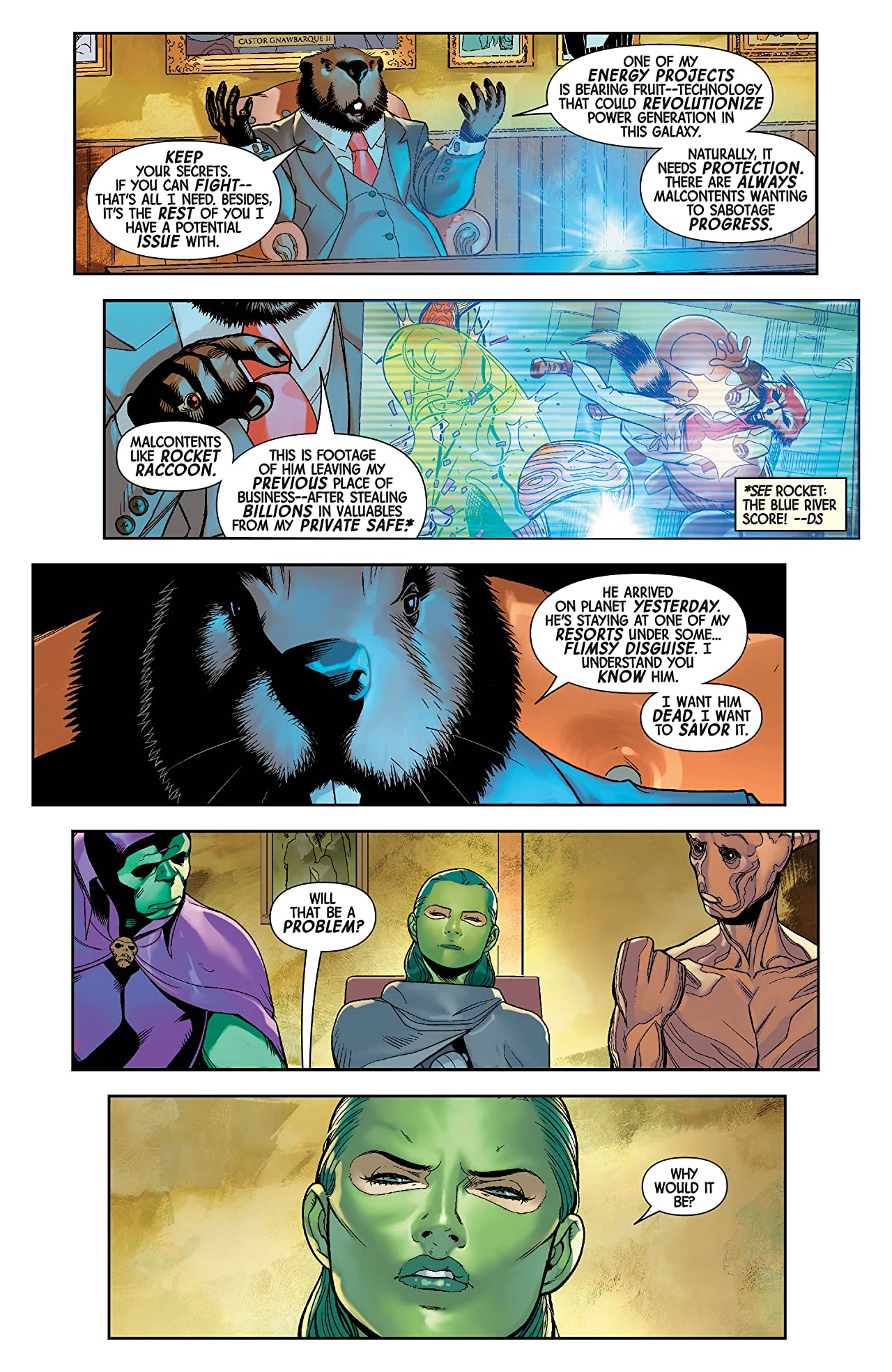 Guardians Of The Galaxy (2020-) #4
