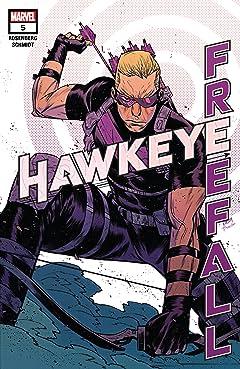 Hawkeye: Freefall (2020-) #5