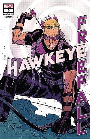 Hawkeye: Freefall (2020) #5