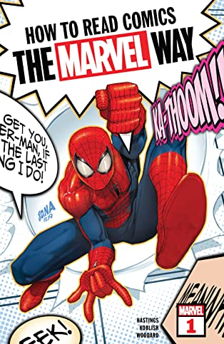 How To Read Comics The Marvel Way (2020) #1 (of 4)