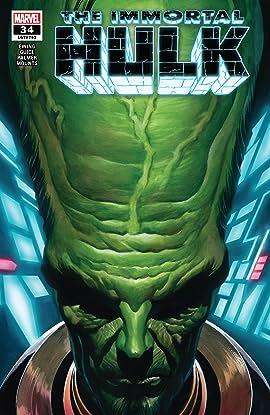 Immortal Hulk (2018-) #34