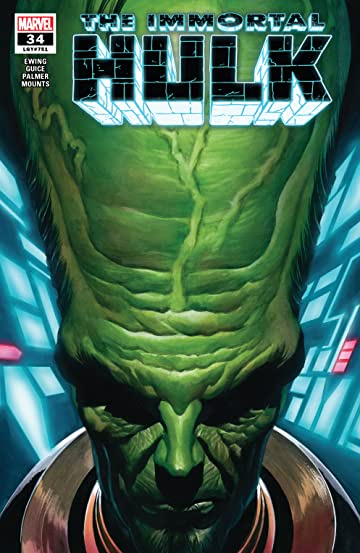 Immortal Hulk (2018-) No.34