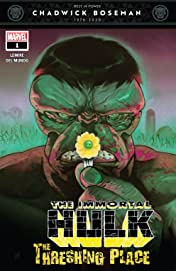 Immortal Hulk: The Threshing Place (2020) #1
