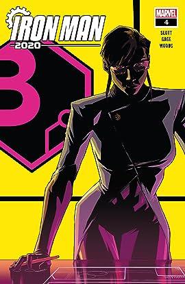 Iron Man 2020 (2020) #4 (of 6) - Comics by comiXology